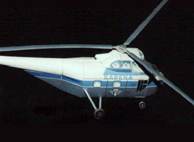 1510 - Helicopter SIKORSKY S-55