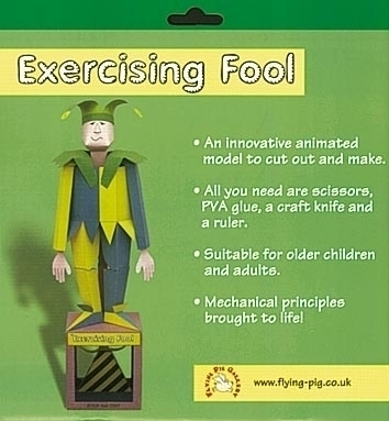 303006 - Rob Ives - Exercising Fool