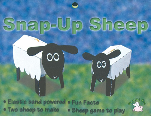 303021 - Rob Ives - Snap Up Sheep