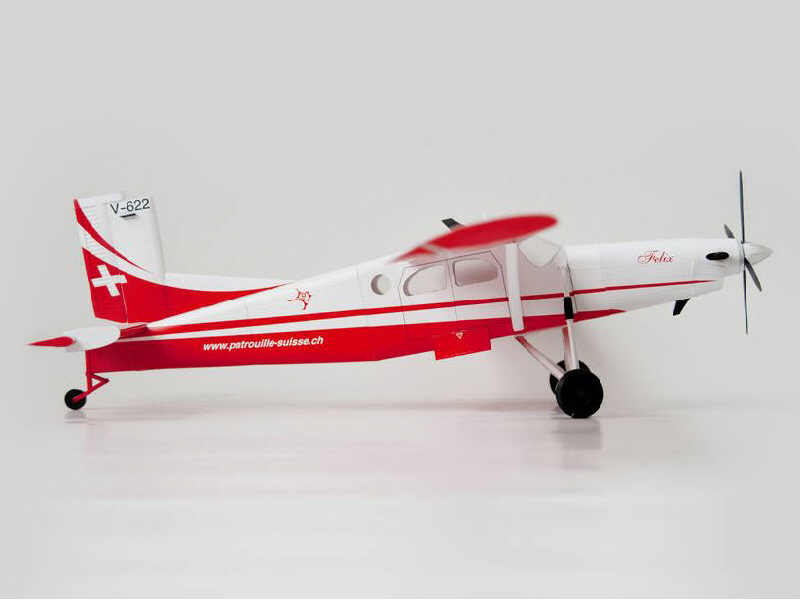 471003 - Pilatus PC-6 Turbo Porter