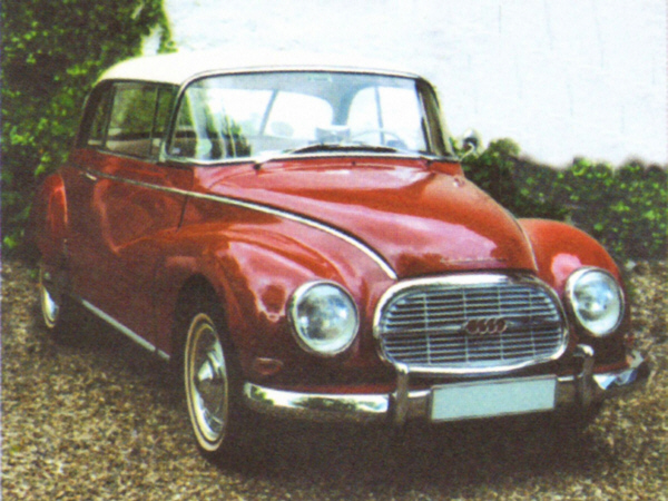 MBS 069 - DKW 1000S Coupe