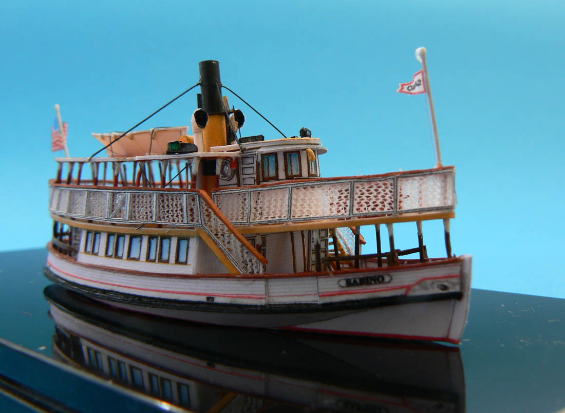 00004 - Steamboat Sabino 1:2503