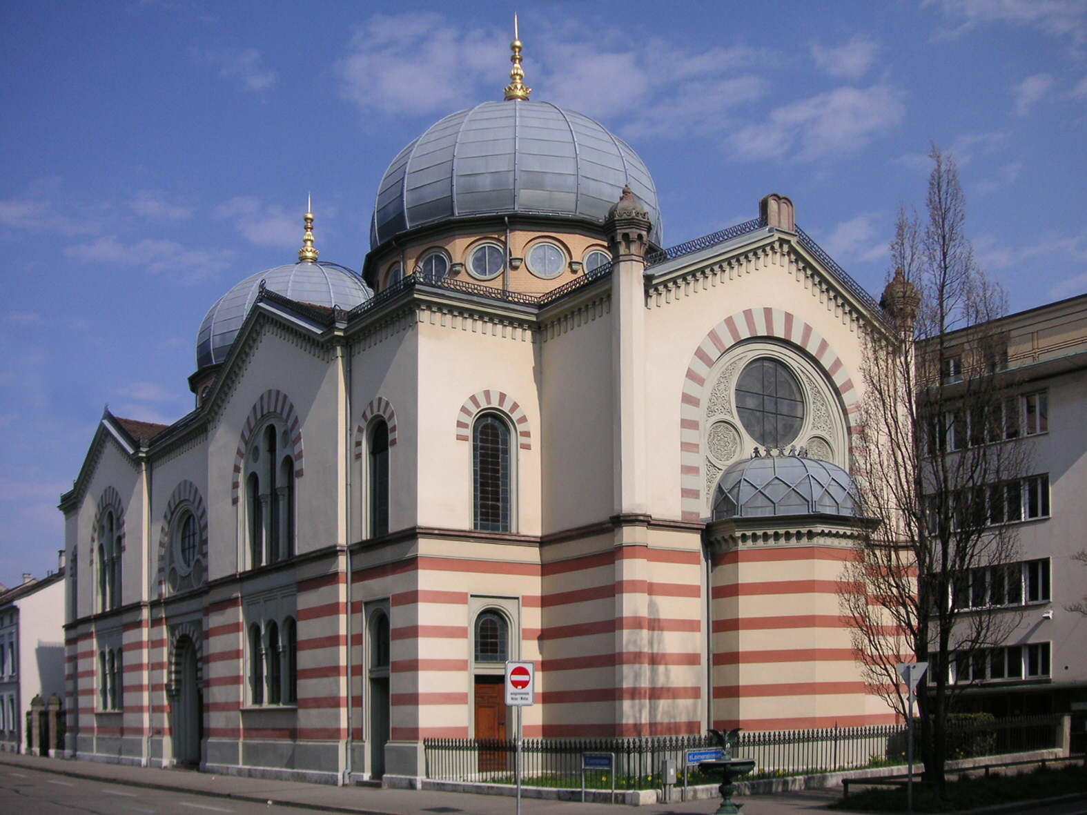 01251 - Synagoge in Basel